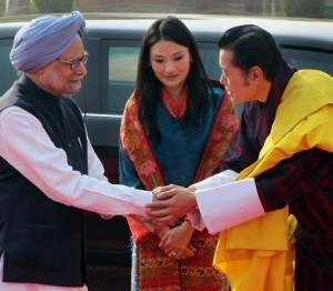 Bhutan's King takes his bride to celebrate ties with India | John Elliott | Independent The Foreign Desk Blogs | BhutanKingdom | Scoop.it