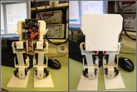 You est le premier printbot (robot imprimable) | Une nouvelle civilisation de Robots | Scoop.it