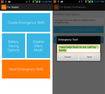 Best 10 Personal Safety Apps For Women [Android] | Information Security & Society | Scoop.it