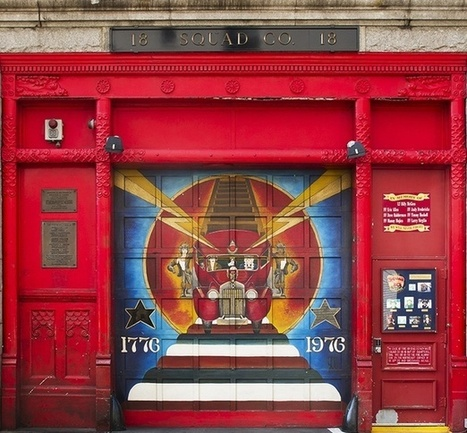 The Beauty of Doors - The Atlantic | Street art news | Scoop.it