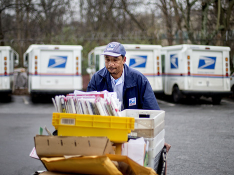 Saturday Mail Delivery: Safe For Now? | AUSTERITY & OPPRESSION SUPPORTERS  VS THE PROGRESSION Of The REST OF US | Scoop.it