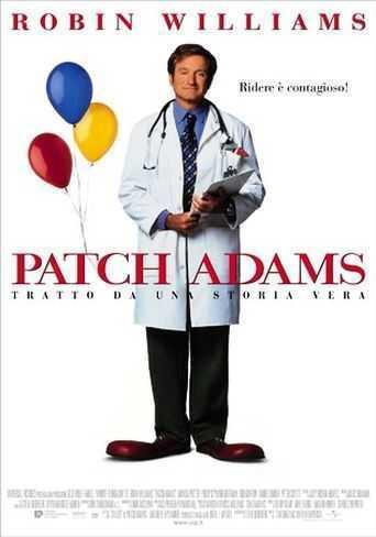 Amazon. Com: patch adams [italian edition]: robin williams, philip.