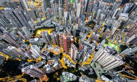 These Drone Photos Show the Density of High-Rises in Hong Kong | Everything Photographic | Scoop.it