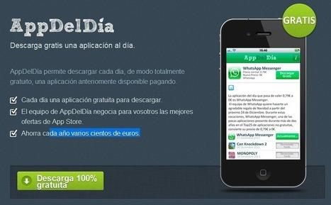 Descarga un App de pago, gratis todos los días gracias a AppDelDía   VIM   Scoop.it