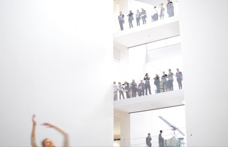 Artist Stages an Unauthorized Performance Inside MoMA Using Augmented Reality | Pedagogy & Higher Education | Scoop.it