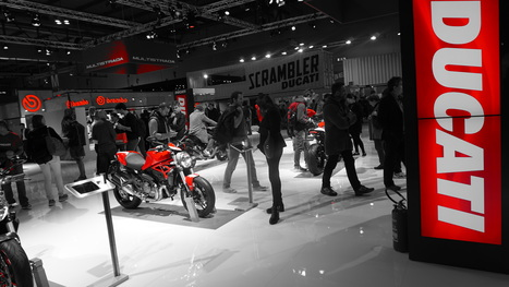 Milan Motorcycle Show 2015 - Ducati | Ductalk Ducati News | Scoop.it