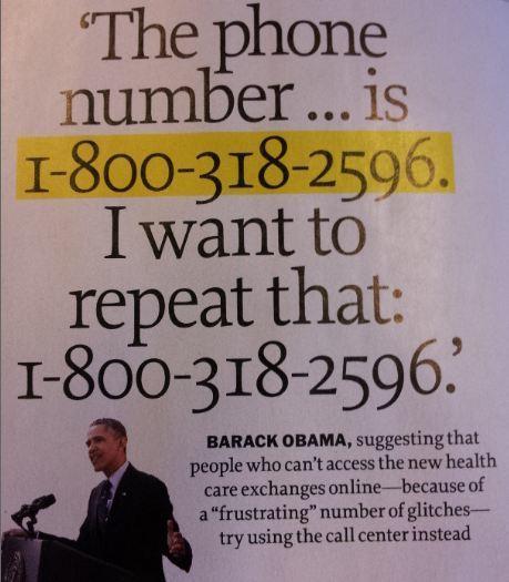 Obamacare: Obama really cares ! | Customer service | Scoop.it