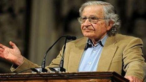 Noam Chomsky visits Gaza - Press TV | Language and linguistics | Scoop.it