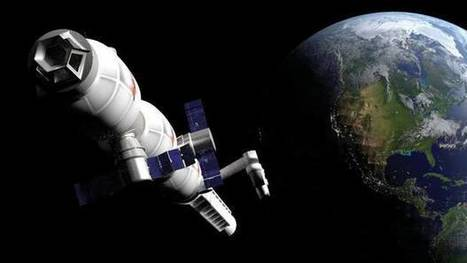 A Moon Cycler for ferrying space tourists on missions to the moon | More Commercial Space News | Scoop.it