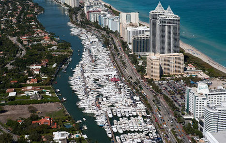 Rising economy lifts Miami area boating shows - Sun Sentinel | Boat | Scoop.it