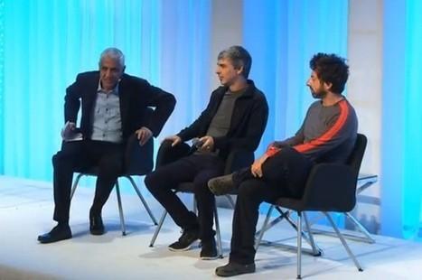 Интервью Сергея Брина и Ларри Пейджа с Винодом Хослой на Khosla Ventures: самая полная версия   World of #SEO, #SMM, #ContentMarketing, #DigitalMarketing   Scoop.it
