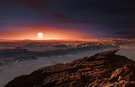New discovery Proxima b is in host star's habitable zone—but could it really be habitable? | SCIENCE NEWS | Scoop.it