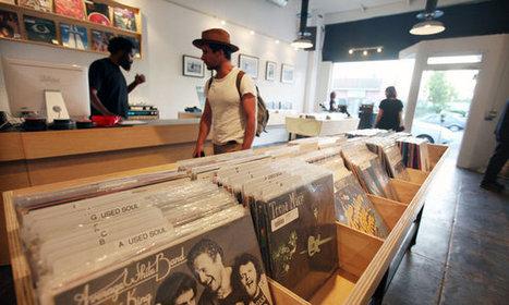 The Secrets of a High‑Quality Vinyl Record - NYTimes.com | Onto Vinyl | Scoop.it