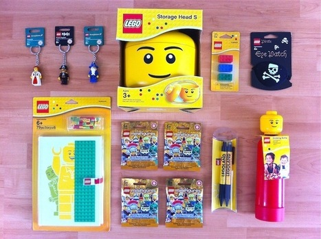 Congrats to Our LEGO Gift Pack Winner: Anna L! - My Modern Metropolis   Le It e Amo ✪   Scoop.it