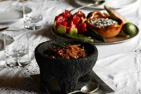 Comida tradicional tlaxcalteca, en auge frente a comida rápida - El Imparcial.com   Delicias de la Comida Prehispanica   Scoop.it