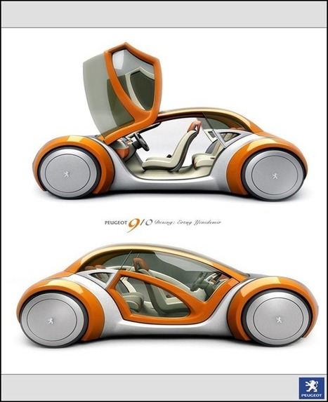 30 Futuristic Car concepts you will definitely wish for | Technology and Gadgets | Scoop.it