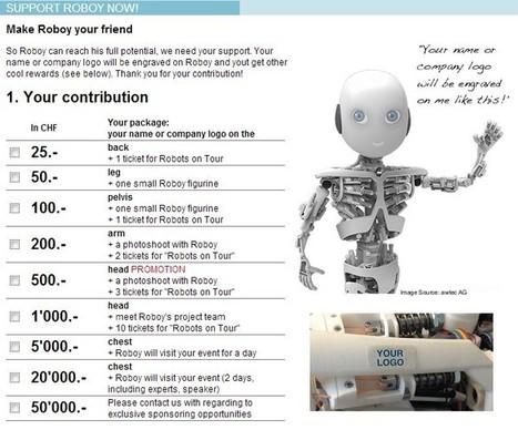 Roboy, le premier robot humanoïde avec des tendons | Conscience - Sagesse - Transformation - IC - Mutation | Scoop.it