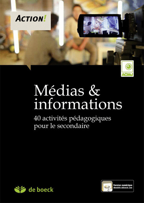 Médias & informations : 40 activités pédagogiques pour le secondaire | FLE, TICE & éducation aux médias | Scoop.it