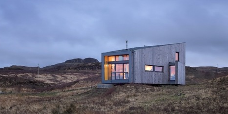 A Low-Cost, High-Efficiency Ecological Home on the Scottish Isle of Skye | PROYECTO ESPACIOS | Scoop.it