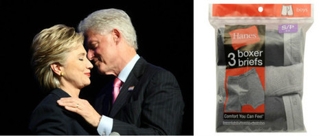 The Clintons donated used underwear to charity, wrote it off on taxes -The Conservatarian Review | Xposing Government Corruption in all it's forms | Scoop.it