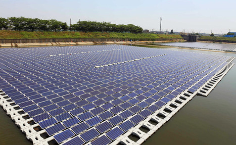 Floating Solar Panels: A Viable Solution? | Solar Energy projects & Energy Efficiency | Scoop.it