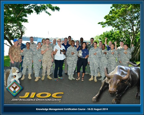 KM Institute Certifies Record Number of U.S. Armed Forces in Sixty-day Period | Knowledge Nuggets | Scoop.it