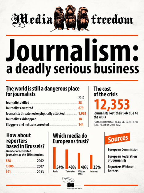 Press Freedom Day: the challenges facing journalists today - European Parliament (press release) | Anything Internet | Scoop.it