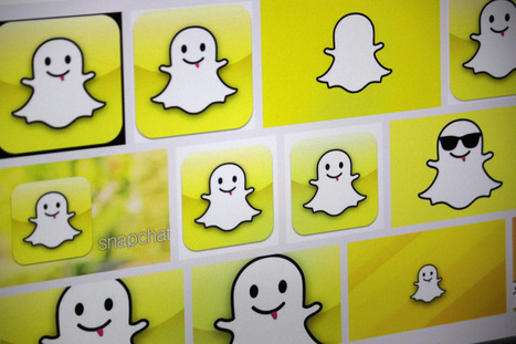 Pitch deck: How Snapchat is selling itself to marketers - Digiday | social media news | Scoop.it