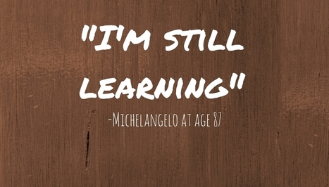 10 Reasons Why Lifelong Learning is the Only Option | Educacion, ecologia y TIC | Scoop.it