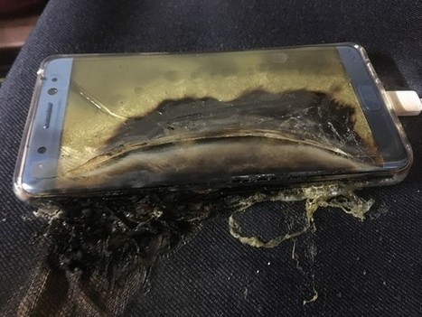 Samsung to reveal why the Galaxy Note 7 failed in December | Technological Sparks | Scoop.it