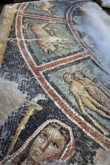 Roman-era zodiac mosaic uneathed in NW Turkey | Monde antique | Scoop.it