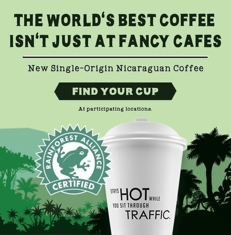 7-Eleven Announces First Sustainably-Sourced Coffee | Sustainability: Permaculture, Organic Gardening & Farming, Homesteading, Tools & Implements | Scoop.it
