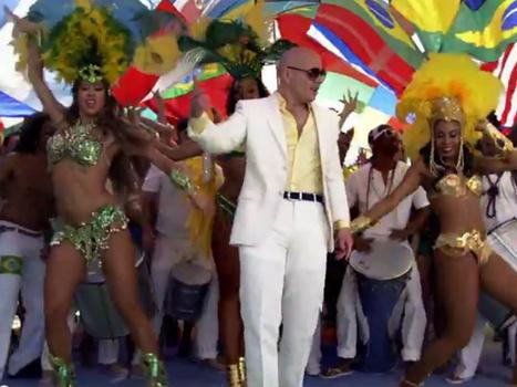 Estrenan video del tema oficial de Brasil 2014   MUSICA DE BRASIL   Scoop.it