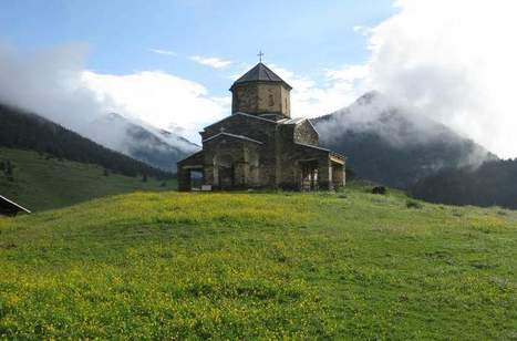 Discovering fairytale villages in the Caucasus Mountains   Saving the Wild: Nature Conservation in the Caucasus   Scoop.it