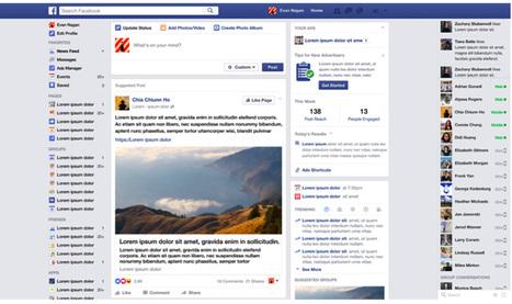 Come nascono le nuove funzioni su Facebook, spiegato da Facebook   Social Media War   Scoop.it