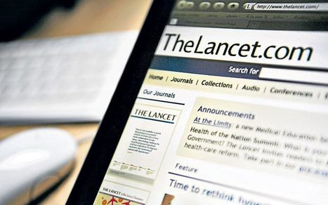 Research paywalls tumble down - Telegraph | Finch Report commentary | Scoop.it