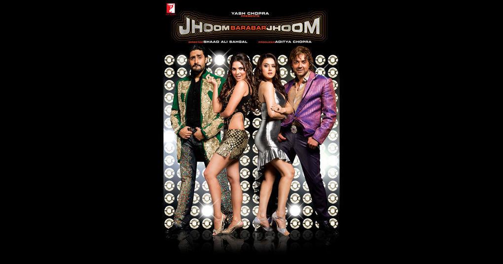 Hindi Audio Jhoom Barabar Jhoom Drigamothquad