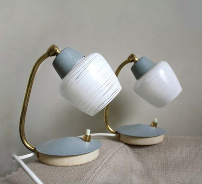 Midcentury Modern Table Lamps | Antiques & Vintage Collectibles | Scoop.it