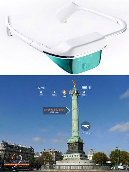 10 Forthcoming AR/Smart Glasses | New technologies and public participation | Nouvelles technologies et participation publiques | Scoop.it