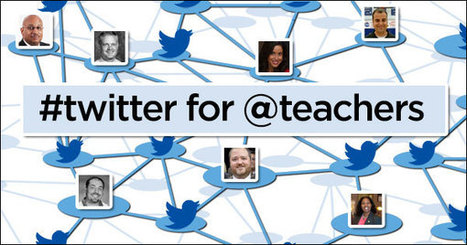 Twitter for Teachers » Connections Article | Web 2.0 and Social Media | Scoop.it