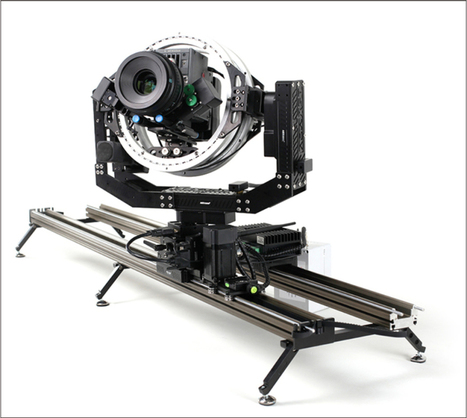 ASXmov Sliders Come in Three, Four and Five-axis Flavours | Cinescopophilia | Scoop.it