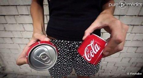 Le vrai-faux lancement de la nouvelle canette Coca-Cola | social marketing, médias sociaux, | Scoop.it
