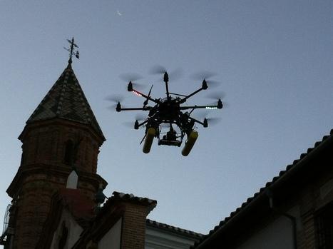 Aeroimagenes con Caleidoscopio Films en Archidona - Málaga | AEROIMAGENES | Scoop.it