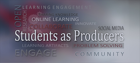 UBC Course Offerings Feature Students as Producers of Content | Flexible Learning | Learning & Teaching in HE | Scoop.it