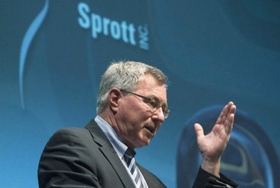 Eric #Sprott - Aggressive Chinese Buying Will Spike #Gold Price | Commodities, Resource and Freedom | Scoop.it