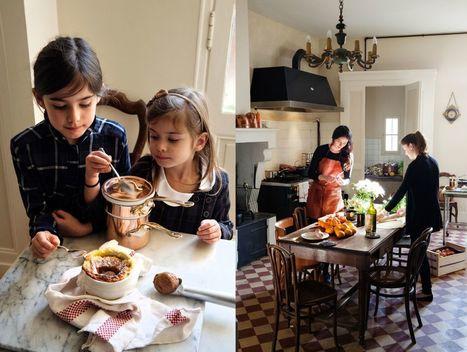EN IMAGES. Mimi Thorisson, l'Angelina Jolie de la cuisine | Revue de presse Pays Médoc | Scoop.it