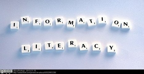 Building a library for Information & Digital Literacy Skills | Jorum Team Blog | jorum.ac.uk | Libraries and literacy | Scoop.it