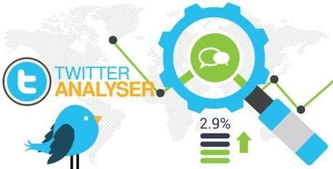 Locowise lanza Twitter Analyser, para analizar el rendimiento de las propias cuentas de Twitter | Herramientas digitales | Scoop.it