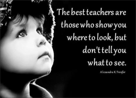 The best teachers | Aprender y educar | Scoop.it