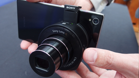 Sony Xperia Z1 | Pakistan New Mobile phone and their specification Website | Scoop.it